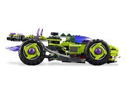 100 Fangpyre Truck Ambush Onetwobrick1 LEGO Set Database Set Database LEGO 9445 Fangpyre