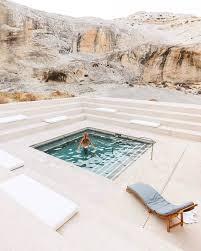 100 Luxury Hotels Utah Amangiri Luxury Hotel Resort Retreat Travel Goals Canyon
