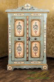 voglauer anno 1700 altblau bauernschrank dielenschrank