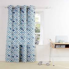 rideaux chambre bebe rideau chambre bebe garon 2017 avec rideau bachette triangles en ce