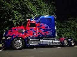 100 Optimus Prime Truck For Sale Is Here