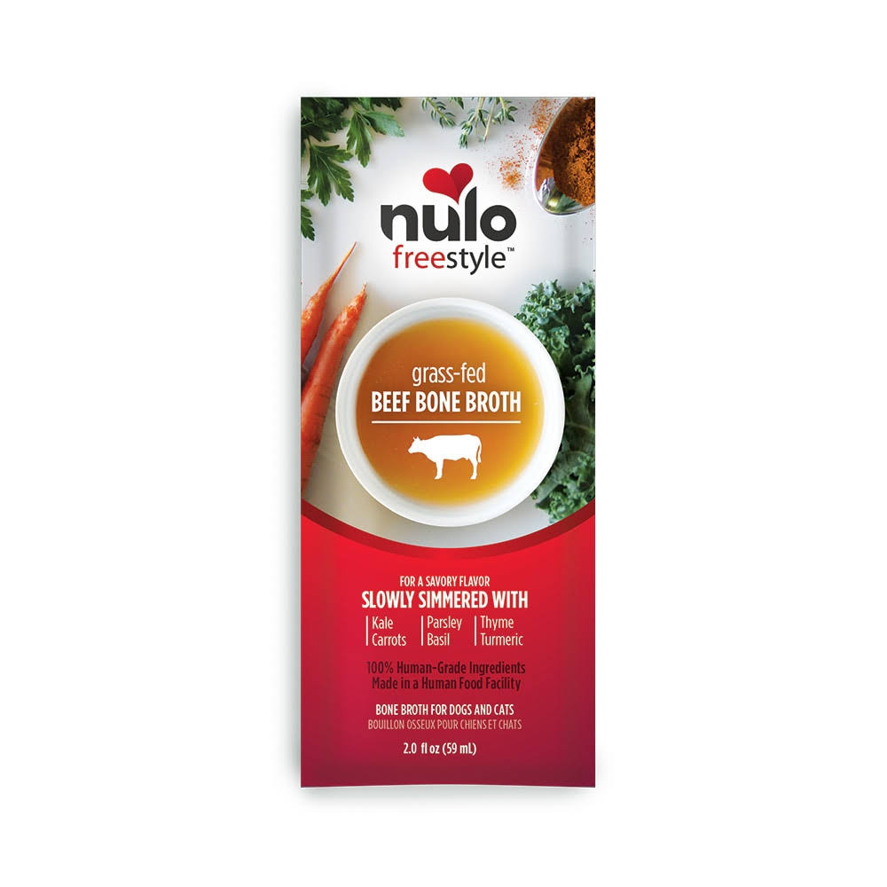 Nulo Beef Bone Broth Packets