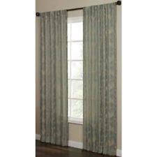 curtains drapes valances in brand allen roth color green ebay