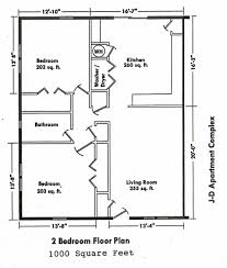 Stunning House Plans With Bedrooms by Best Stunning Floor Plan 2 Bedroom Apartment For Home Design