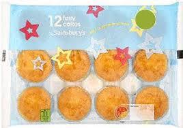sainsbury s plain cupcakes to decorate cakes