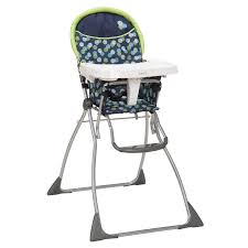 Cosco High Chair Seat Pad by Cosco Folding Highchair Metro Dot