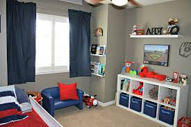 4 Year Old Boy Bedroom Ideas