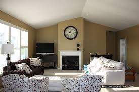 good brown paint color living room small ideas amazing design arafen