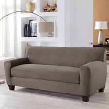 Couch Slipcovers Bed Bath And Beyond by Buy Cushion Sofa Slipcover From Bed Bath U0026 Beyond