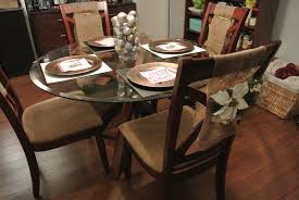 Diy Holiday Inspired Burlap Chair Covers I M A Little Rh Imalittle Com Snowman Back Folding