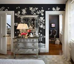 Amelie mirrored bedroom furniture
