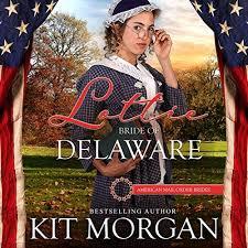 Lottie Bride Of Delaware Audiobook Cover Art