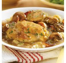 cuisiner haut de cuisse de poulet coq au vin à la mijoteuse pc ca