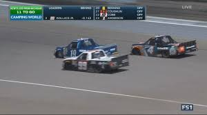 NASCAR Camping World Truck Series 2017. Michigan International ... 111015nrcampingworldtrucksiestalladegasurspeedwaymm 2018 Nascar Camping World Truck Series Paint Schemes Team 16 Round 2 Preview And Predictions 2017 Michigan Intertional Martinsville Speedway Bell 92 Topical Coverage At The Fox Sports Elevates Camping World Truck Series Race Johnson City Press Busch Charges To Win Mom Ism Raceway Nextera Energy Rources 250 Daytona Photos