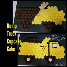Dump Truck Cupcake Cake I Made For My 2 Year Old Nephew! | Kiddos ... Kids Birthday Partiess Most Teresting Flickr Photos Picssr Rare Wilton Dump Truck Cake Pan Cstruction Builder Farmer 2105 Tasures Refound Store Closing Auction 1 Hibid Auctions 377 Lots Wilton Driver Salary Amazoncom Fire Novelty Pans Kitchen Boy Mama A Trashy Celebration Garbage Party Truck Birthday Cake Made Using Two Loaf Pan Cakes Smash Rose Bakes Round Wish I Had Seen This Or Henrys Last Bday