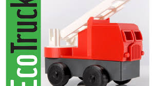 100 Truck Toyz Store Eco Made From Safe Organic Materials In The USA By Lukes Toy