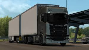 100 What Is A Tandem Truck 130 Euro Simulator 2 BDF Pack V880 Mods