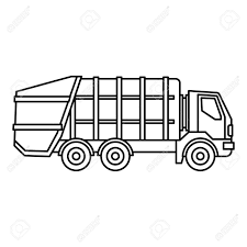 67933350 Garbage Truck Icon Outline Illustration Of Vector For Web 3 ... Truck Icon Delivery One Of Set Web Icons Stock Vector Art More Cute Food Vectro Download Free Free Download Png And Vector Forklift Truck Icon Creative Market Toy Digital Green Royalty Image Garbage Simple Style Illustration Cstruction Flat Vecrstock Semi Dumper Blue On White Background Cliparts Vectors