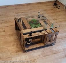 Living Room Oak Parquete Flooring Clear Glass Top Of Coffee Table Wood Pallet With Wheels Plain