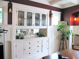 Dining Room Built In Cabinets Ins Design