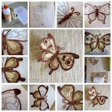 Arts Crafts Butterfly And Image