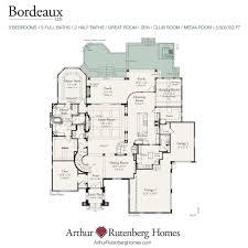 arthur rutenberg floor plans bordeaux 1221f classic plan