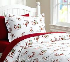 Bed Bath Beyond Duvet Covers by Christmas Shabby Chic Bedding 13 Fascinating Christmas Bedding For