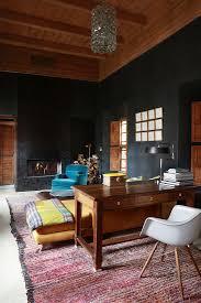 orientalisches wohnzimmer mit schwarzen bild kaufen