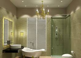 home decor shower ceiling light fixtures luxury bathroom