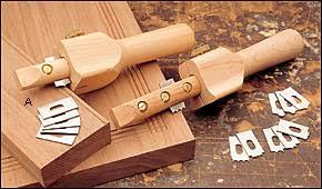 veritas wooden beading tool lee valley tools