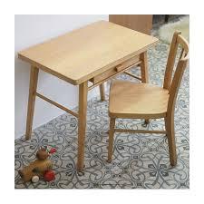 bureau enfant vintage bureau et chaise baumann enfant annees 50 interieur vintage