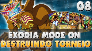 Best Exodius The Ultimate Forbidden Lord Deck by Exodia Mode On Destruindo Torneios Yugioh Arc V Tag Force
