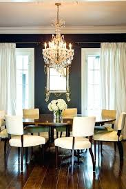 Transitional Round Dining Table Room Furniture Sets Formal
