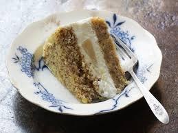 Ricotta Pear Cake Recipe