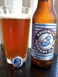 Brooklyn Pumpkin Ale by Brooklyn Pennant Ale Bottle Cap Recaps