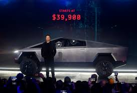 100 Ford Trucks Suck What Teslas Cybertruck Means For Rivian WGLT