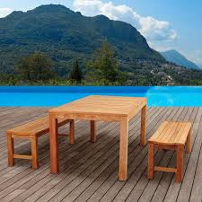Amazonia Isle Of Capri 4-Person Teak Patio Dining Set With Bench Seating And Teak Fniture Timber Sets Chairs Round Porch Fa Wood Home Decor Essential Patio Ding Set Trdideen As Havenside Popham 11piece Wicker Outdoor Chair Sevenposition Eightperson Simple Fpageanalytics Design Table Designs Amazoncom Modway Eei3314natset Marina 9 Piece In Natural 7 Brampton Teak7pc Brown Classics