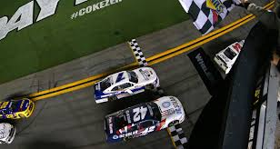 100 Nascar Truck Race Results Kyle Larson Wins CocaCola Firecracker 250 At Daytona MRN