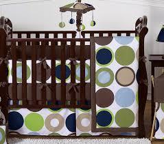 Modern Crib Bedding Sets by Designer Dot Modern Baby Boys Bedding By Sweet Jojo Designs 9 Pc