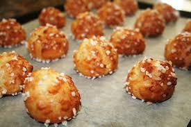 recette de cuisine professionnel la cuisine de bernard chouquettes