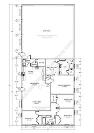 Pole Barn Home Floor Plans With Basement by Barndominium And Metal Building Plans No Place Like Home