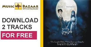 Corpse Bride Tears To Shed Instrumental by Corpse Bride Original Soundtrack Cd1 Danny Elfman Mp3 Buy