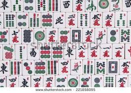 Mahjong Tiles Stock Royalty Free & Vectors