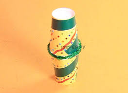 How To Make Paper Cup Shakers Online 123Peppy