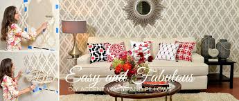 Wall Painting Stencils Furniture Stencil Designs For Walls Cutting Edge