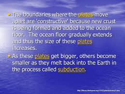 Sea Floor Spreading Subduction Animation by Seafloor Spreading Ppt Video Online Download