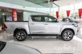 Toyota Hilux Revo N80 Facelift (2018) Exterior Image #47829 In ...