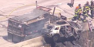 Colorado Dump Truck Driver Facing Charges Following Fatal, Fiery ... Accident Snarls Traffic On Sb 15 Freeway Wednesday Night Victor More Tough Tesla Headlines This Week Cluding Troubling Video Trophy Truck Crash On Finish Line At Baja 1000 2017 Youtube Slams Into Fire Truck Stopped Red Light In Utah Las Vegas Witness Called 911 Twice Before Fatal Dump Medium Duty Multiple People Killed When Tour Bus Collides With Semitruck Weekend Mojave Offroad Race Approved Following Deadly Crash Nbc Video Drowsy Driving Leads To Nevada Memorial Ride Fundraiser Happening Today For Local Woman Daughter 8 Dead 12 Hurt Calif Desert Southern 395 California Stock Photos
