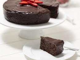 torta caprese flourless almond cake