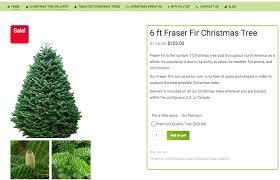 Fraser Fir Christmas Trees Delivered by Diy Candy Cane Tree Topper U0026 Hilltop Tree Delivery I Dig Pinterest